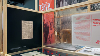 125 jaar 1 mei-viering expo