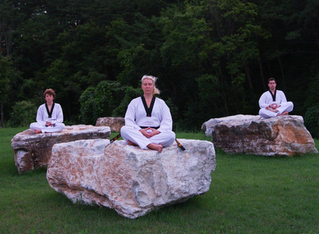 Seven Benefits of Martial Arts for Adults