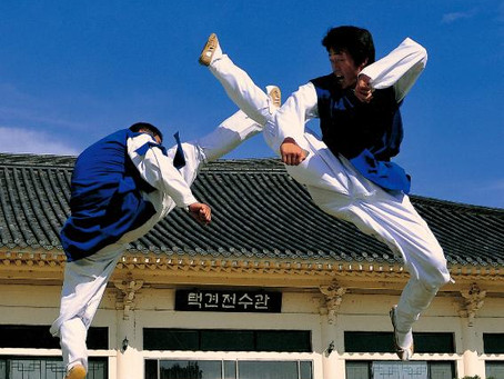 Taekyun - an old martial art new in the Sutherland Shire