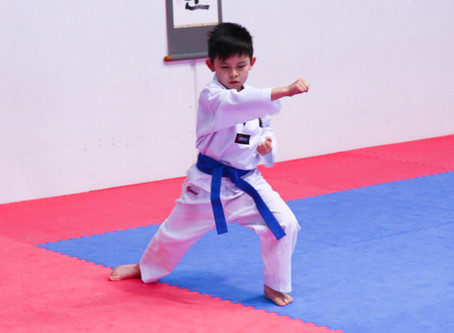 Why learning self defense is important for children