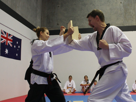 Seven Benefits of Serious Martial Arts Training