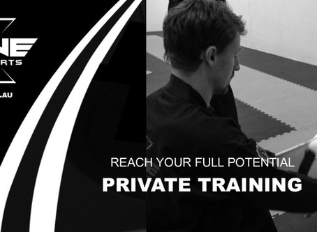 Private Training Available