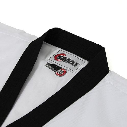Taekwondo White with Black V Uniform