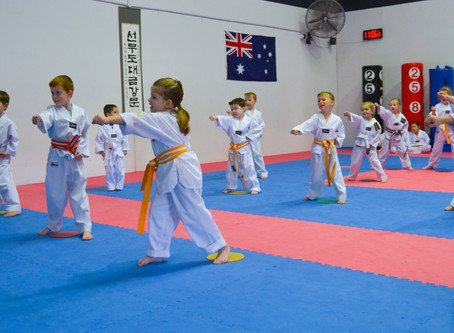 7 Reasons Why Your Child Should Practice Martial Arts