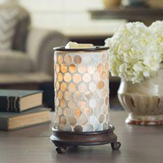 Pearl Glass Illumination Warmer