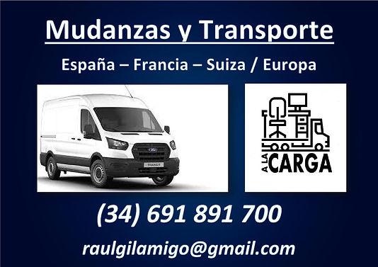A la Carga - Transporte Mudanzas.jpg