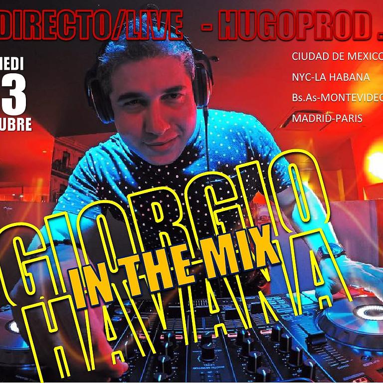 GIORGIO HAVANA - DIRECTO/LIVE