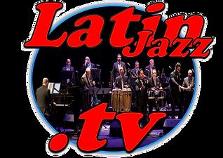 LATIN JAZZ TV  Logo ROJO y fondo NEGRO.p