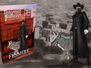 Bodacious Creed and the Frisco Syndicate - Now on Indiegogo