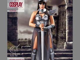 Cosplay by McCall's: Calista Knight III, Nightfell Herbalist, & Hornery