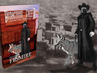Bodacious Creed and the Frisco Syndicate - Kickstarter Launch