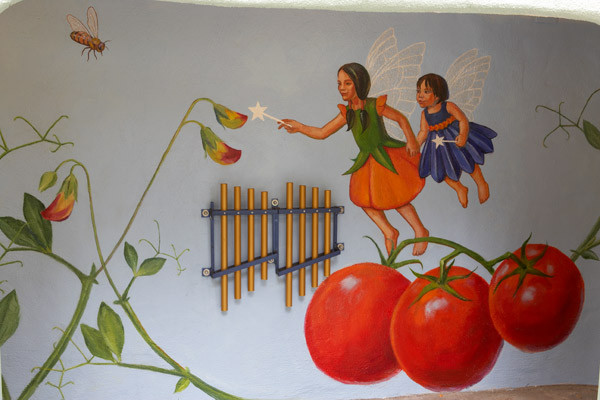 Murals and Instruments