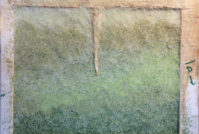 Green with Envy (frit)