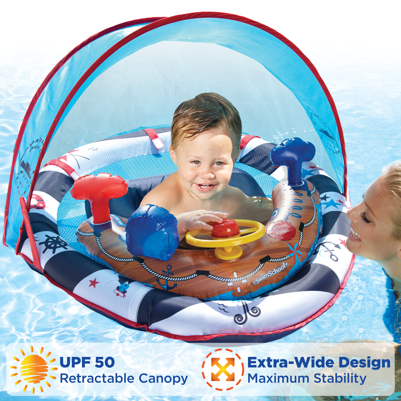 Lights & Sounds BabyBoat | Aqua-Leisure Industries