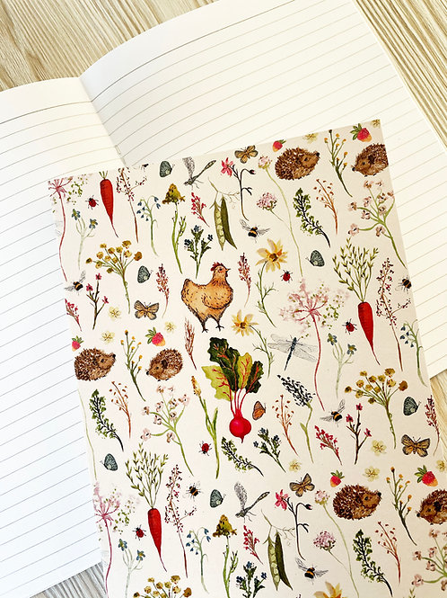 Country Meadows Notepad