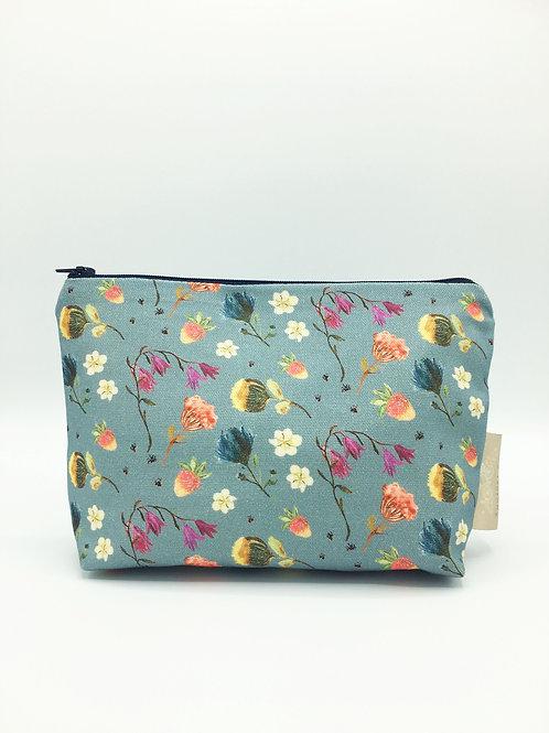 Flower Fields Pouch Bag