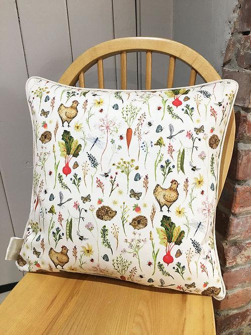 Country Meadows Cushion