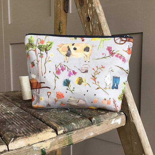 Farm Garden Pouch Bag