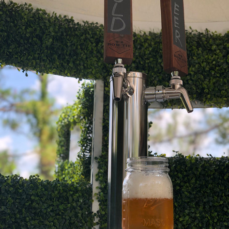 Ice Cold Beer on Tap!