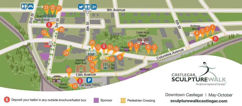 2021 Sculpturewalk Map.png