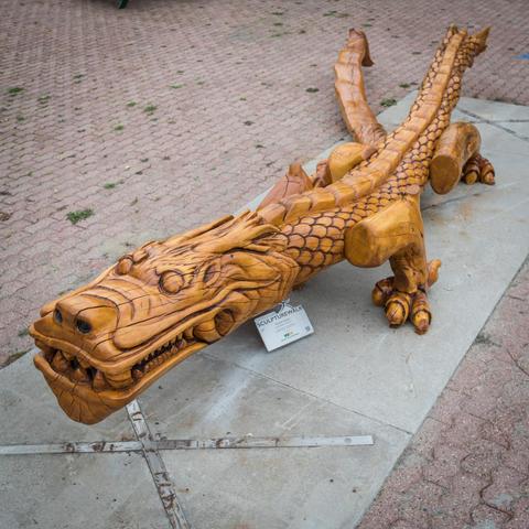 Granite Dragon