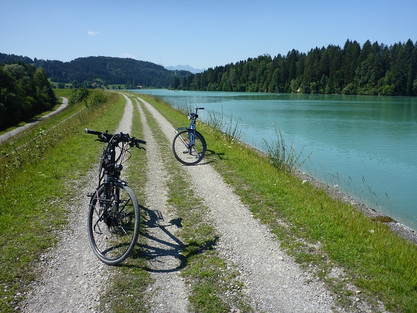 Fahrradausflug am Premer See