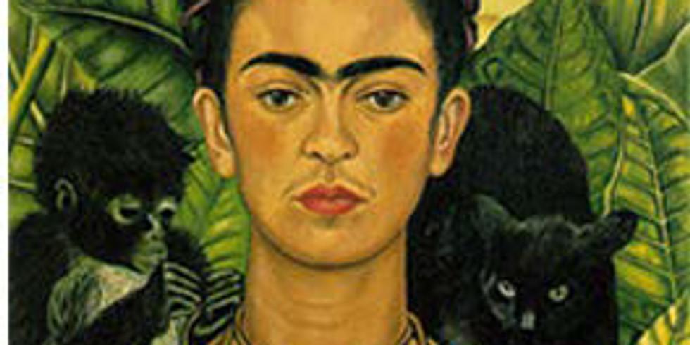 Frida Kahlo Themed Workshop