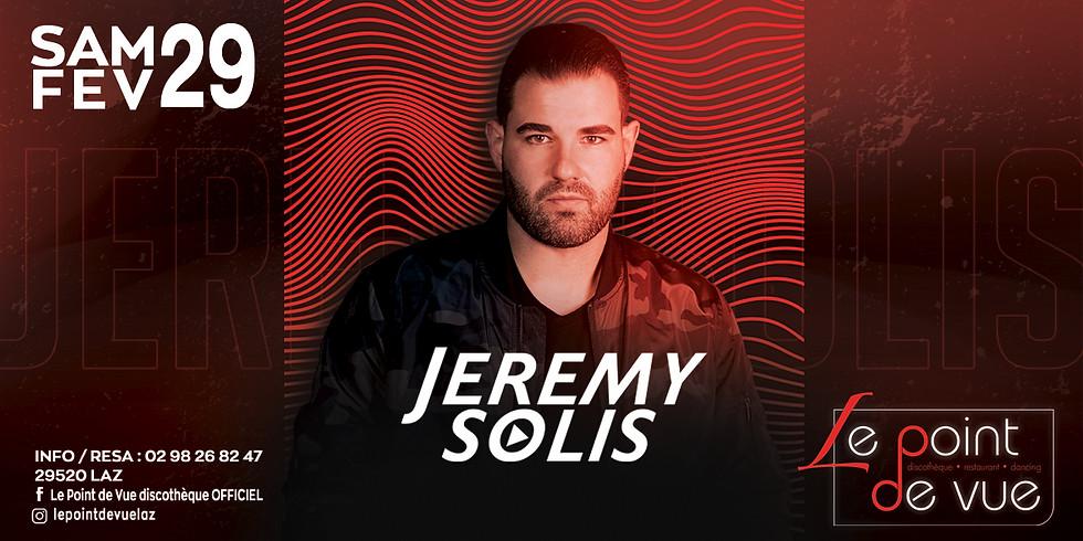 JEREMY SOLIS @ LE POINT DE VUE, LAZ