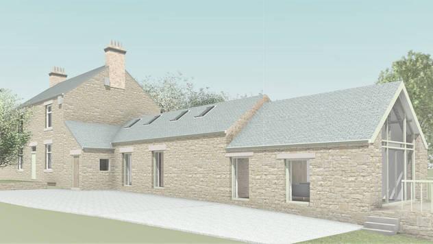 Farm Outbuilding Conversion Durham