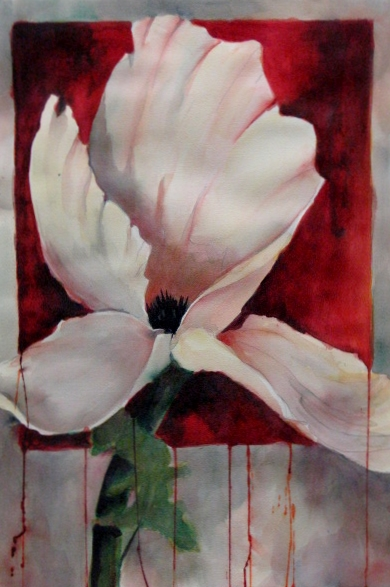 White Poppy #1