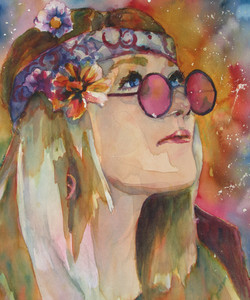 Young Hippie