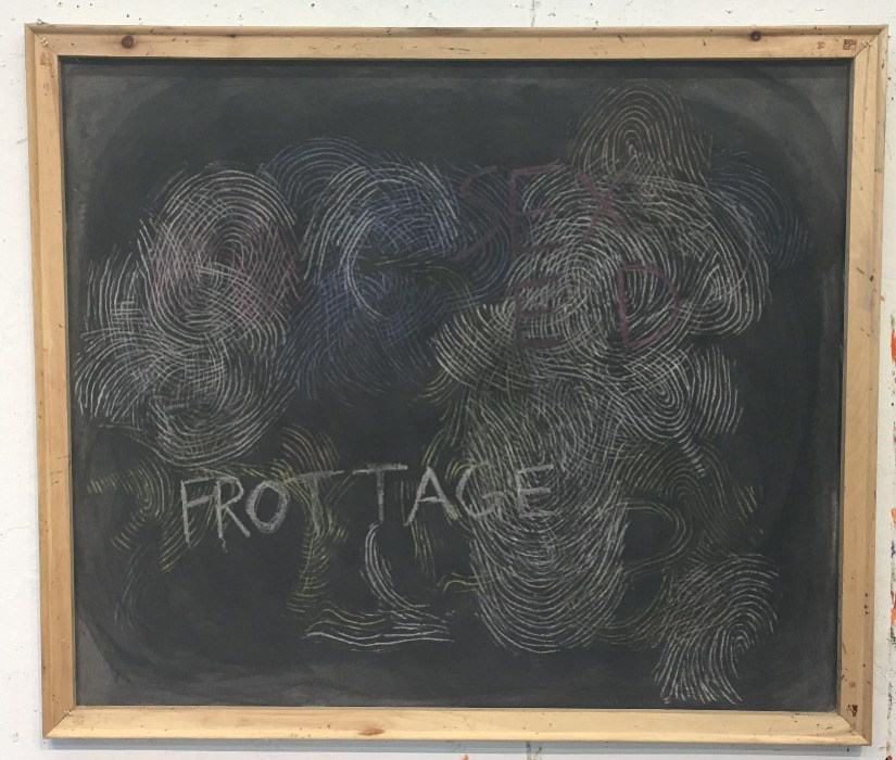 Frottage, 2017
