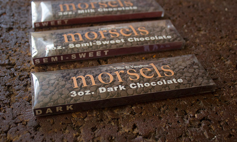Morsels Branding and Packaging Mock-Up