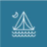 Ocean Camper logo. Campervan rental.