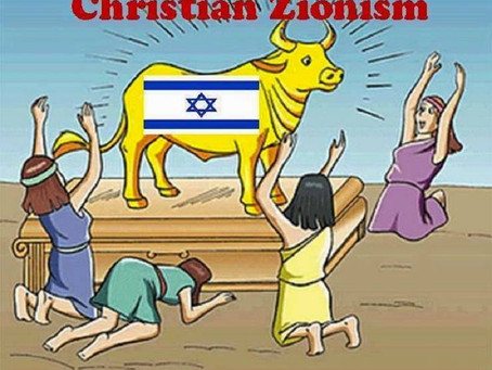 """#KCZ - """"Christian Zionists"""" Are One Enemy of a Christian America."""