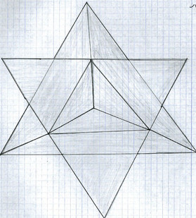 Triangles in motion in space
