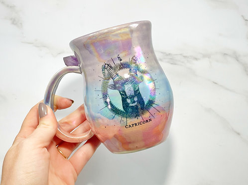 Tricolor Capricorn Mug