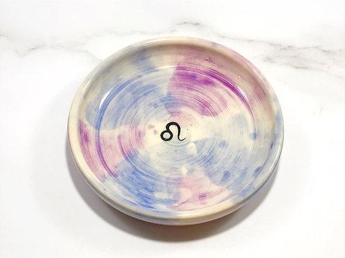 Leo Watercolor Dish