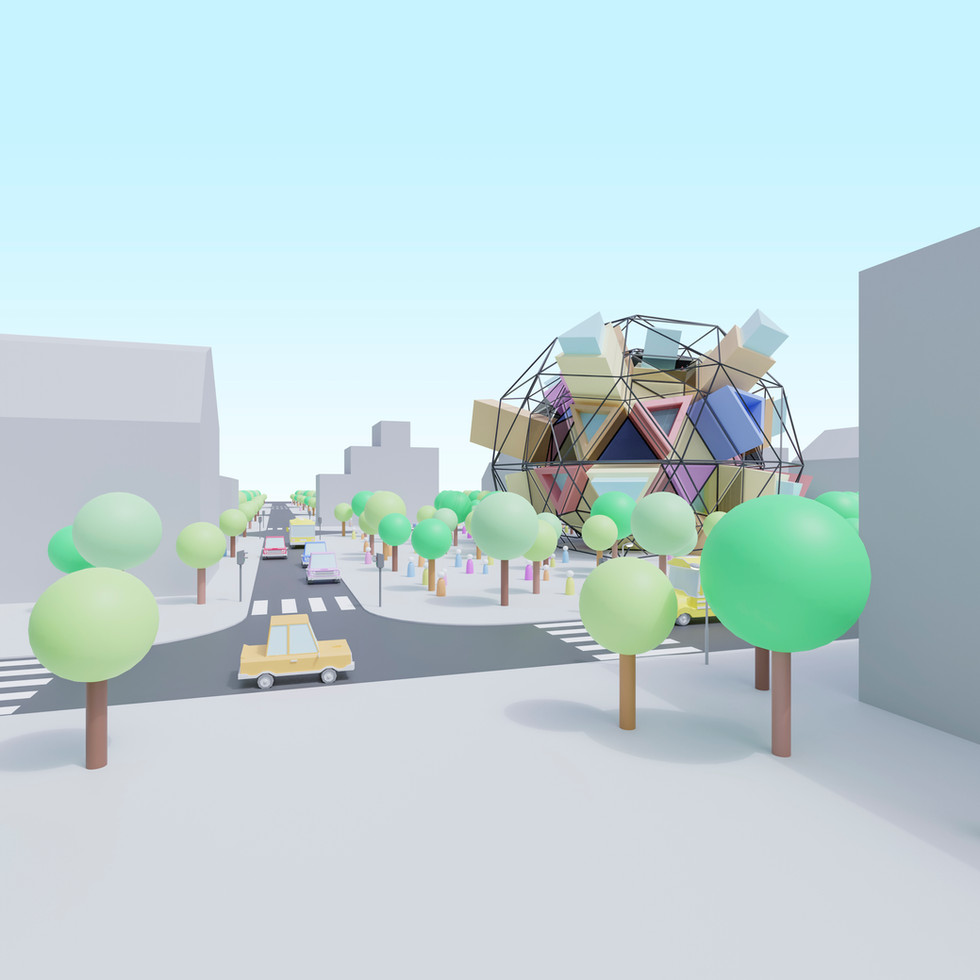Extruded Dome