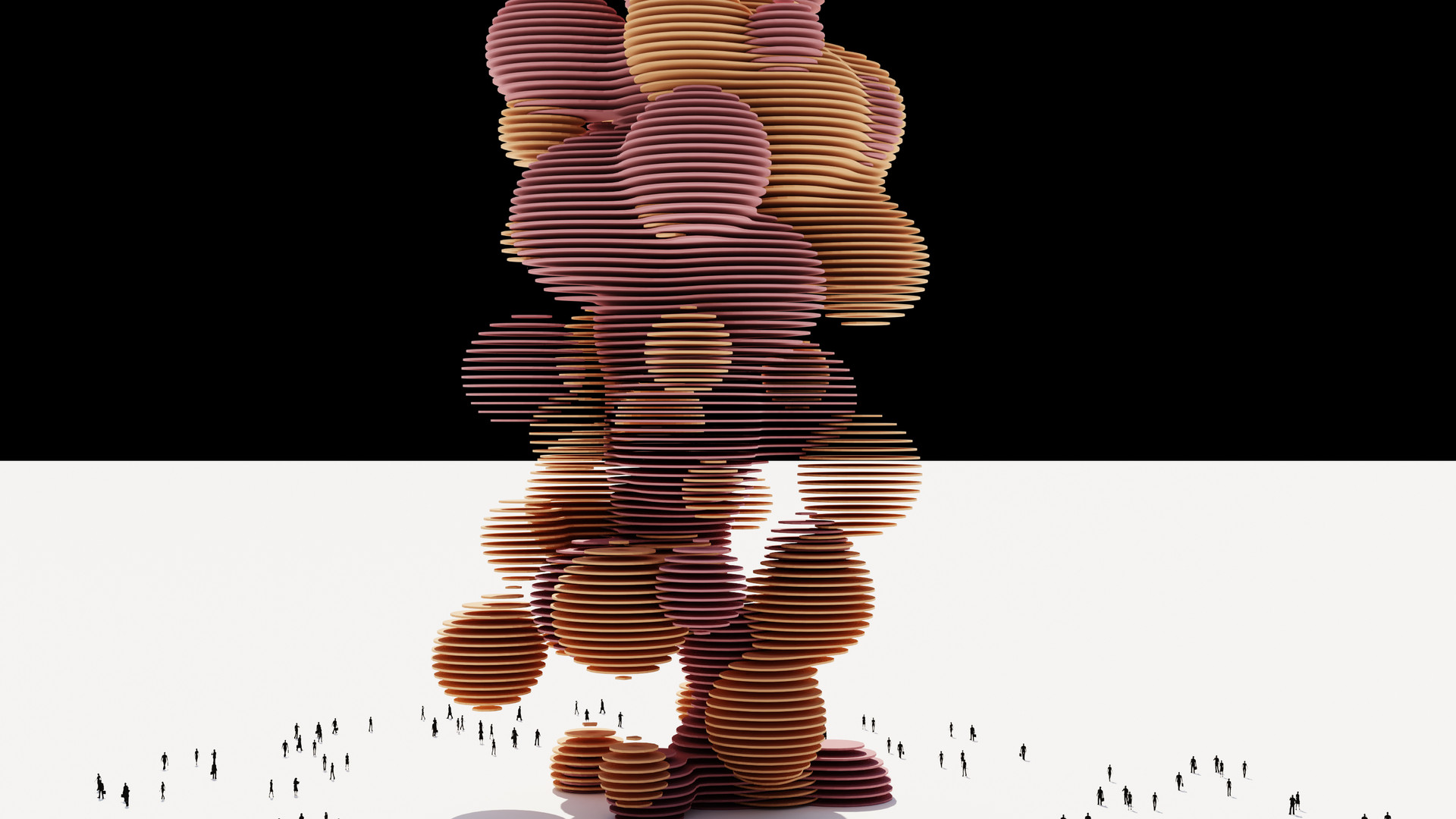 Metaball Tower