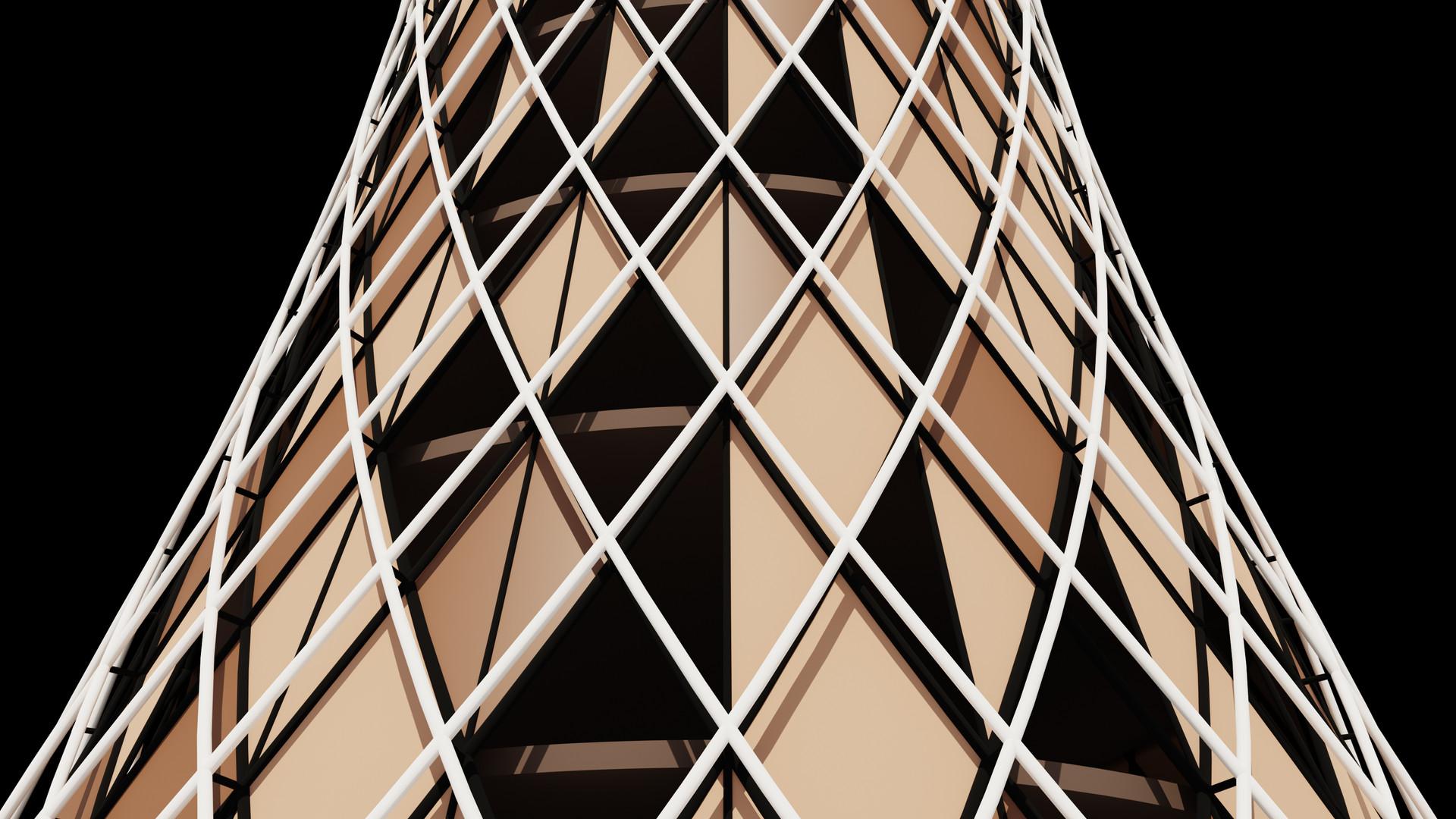 Parametric Tower