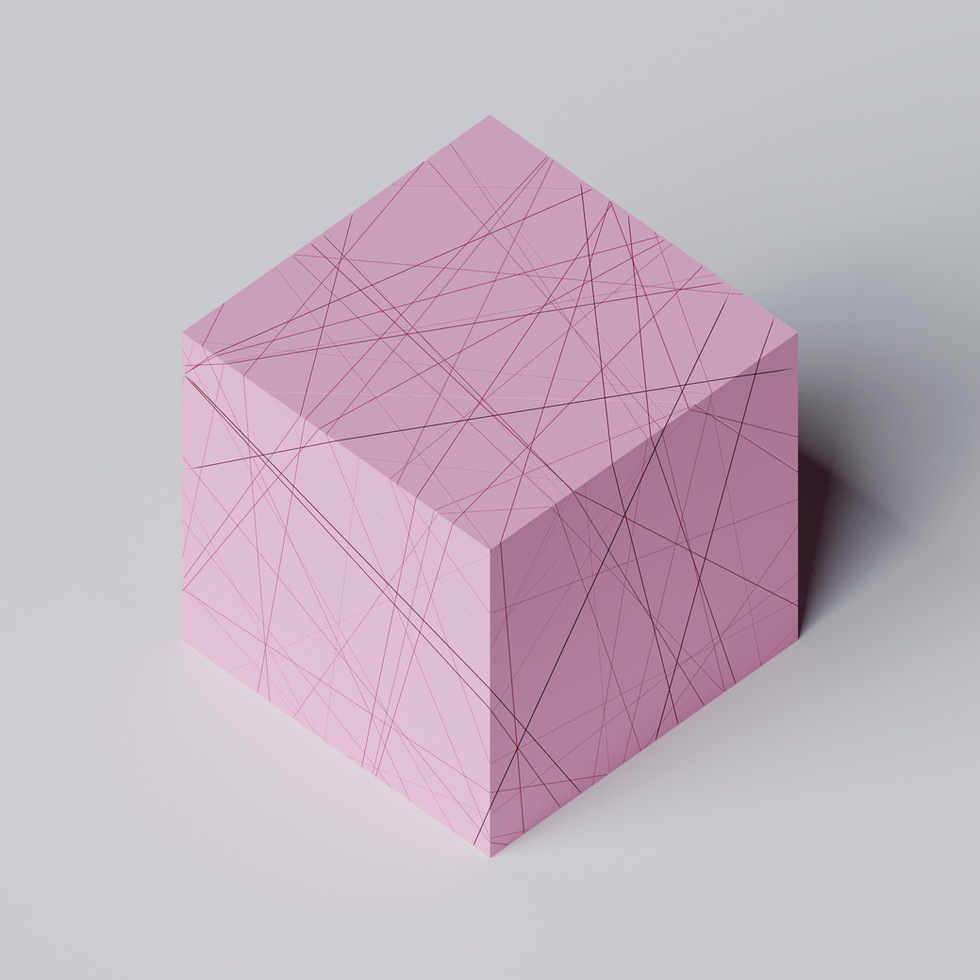 Random Crossing Cube3