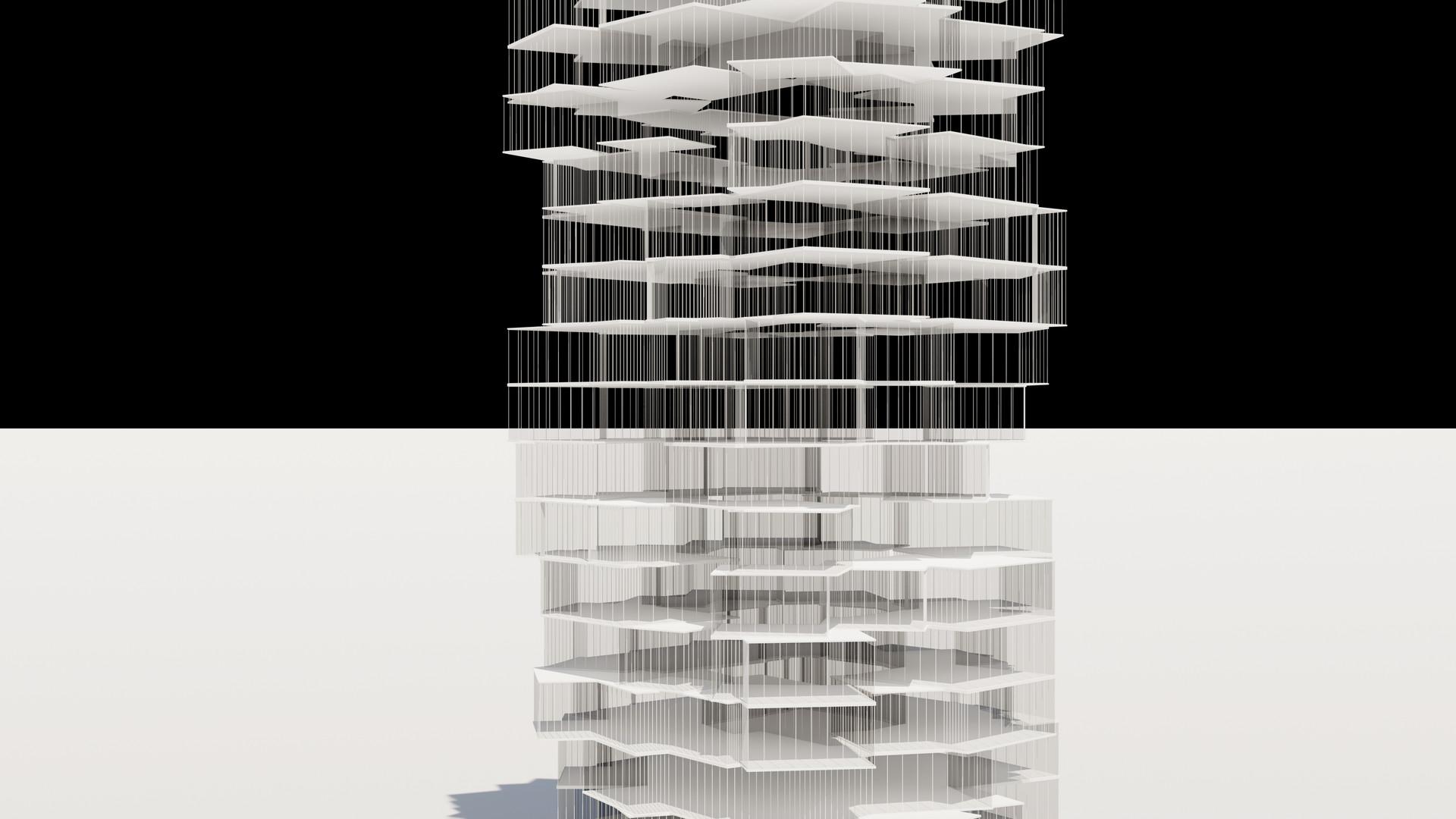 Random Floor Tower