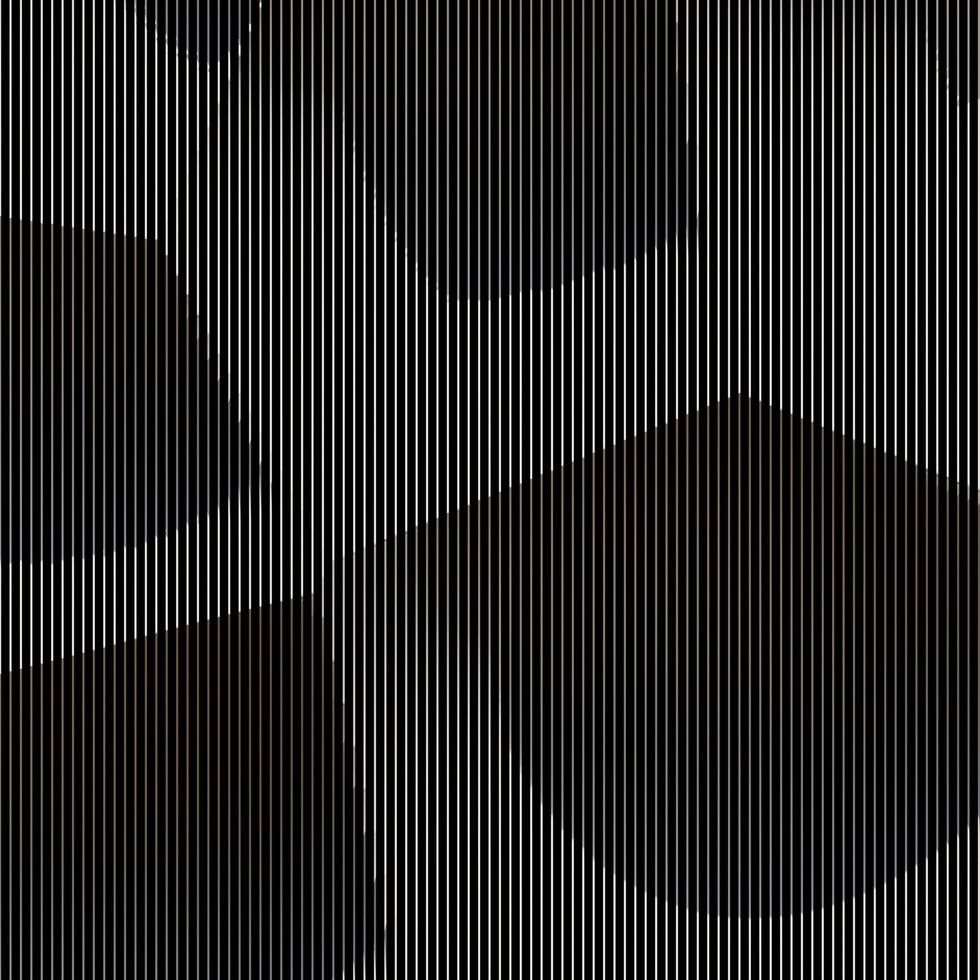 Random Curve Wall Pattern
