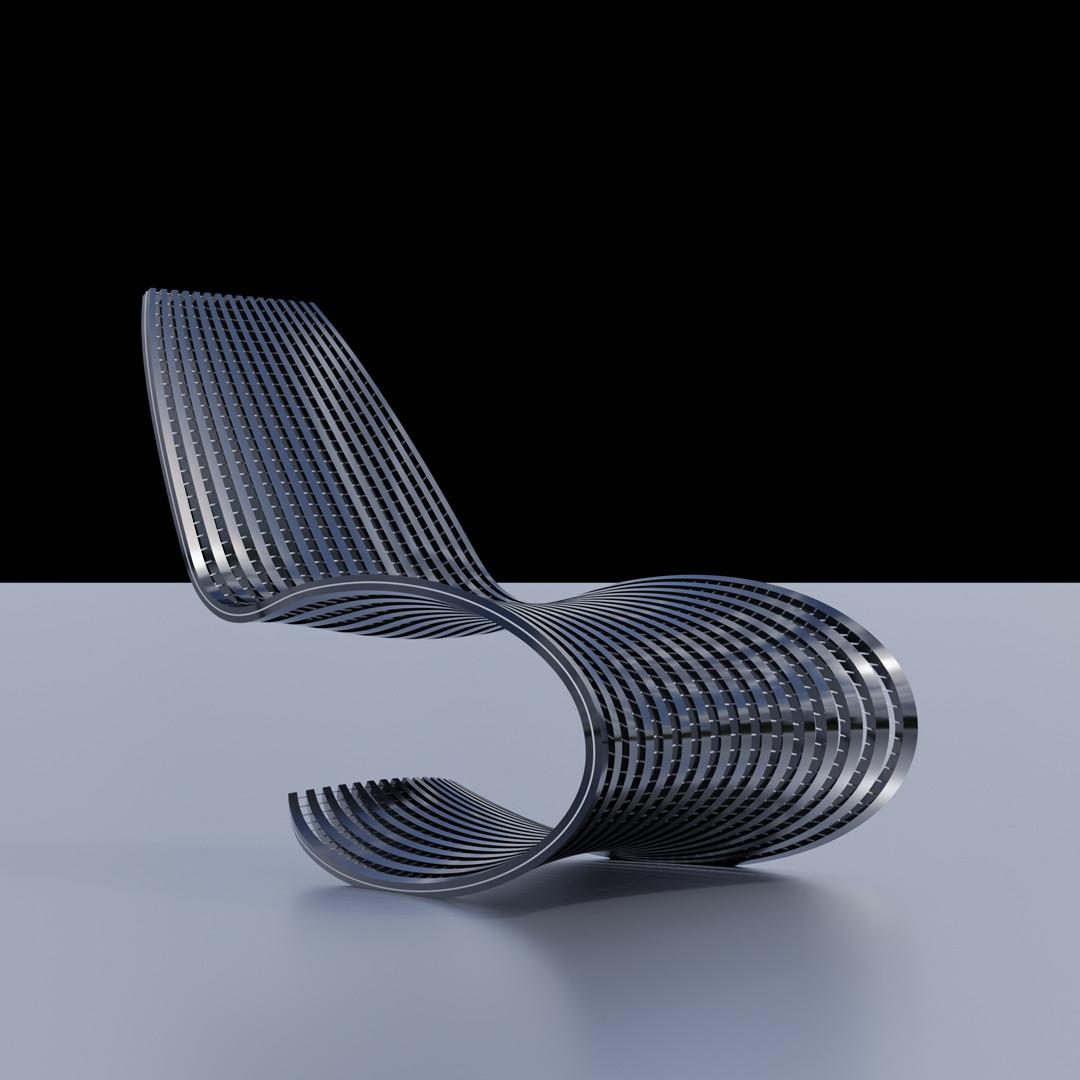 Parametric Chair