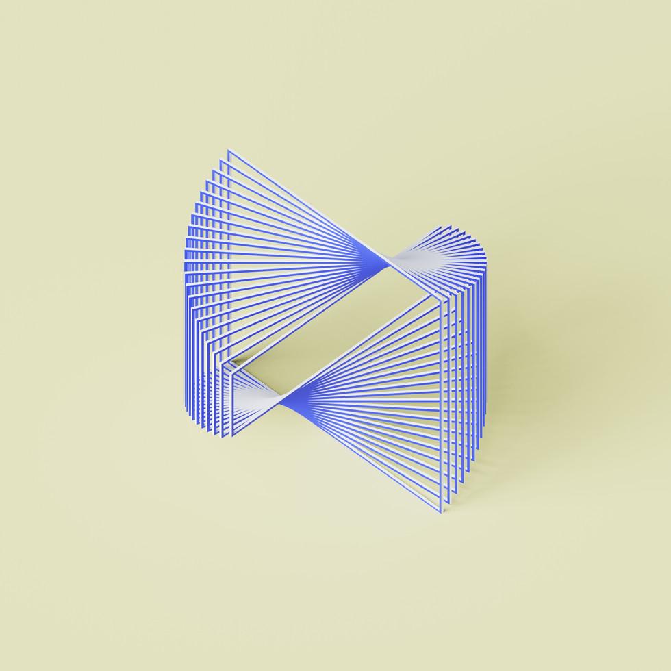 Rotating Frames Cube