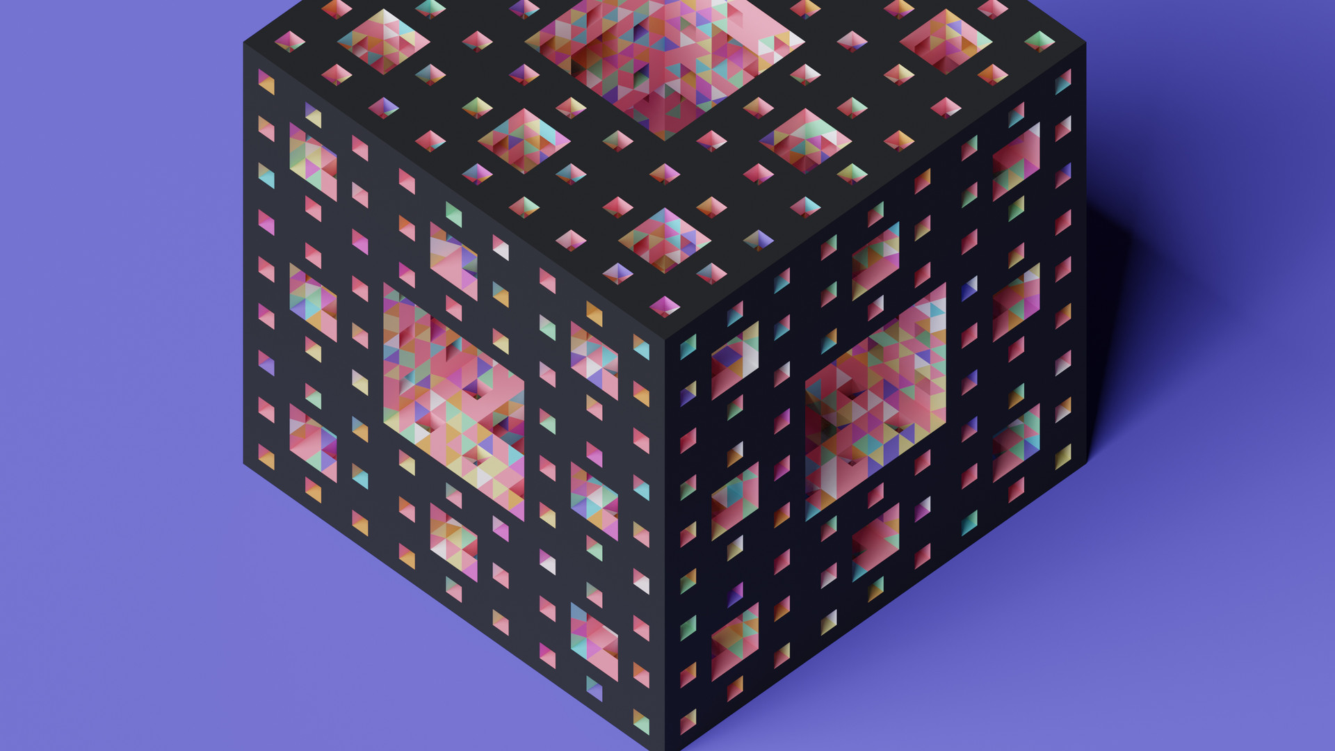 Boolean Operation_Cube