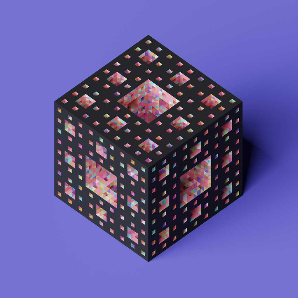 Boolean Operation_Cube