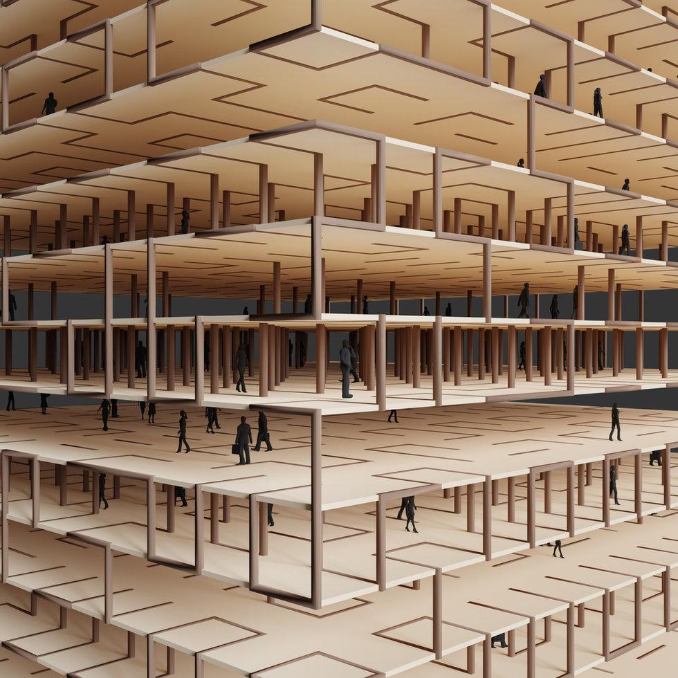 #rhino #parametric #tutorial #structure #architecture #design  #grasshopper#onlinetraining #grasshopper3d #rhinoceros3d #parametricdesign #parametricarchitecture #digitaldesign #designinspiration #bim #parametricvibrations #Pixel #Voxel #tower #skyscraper