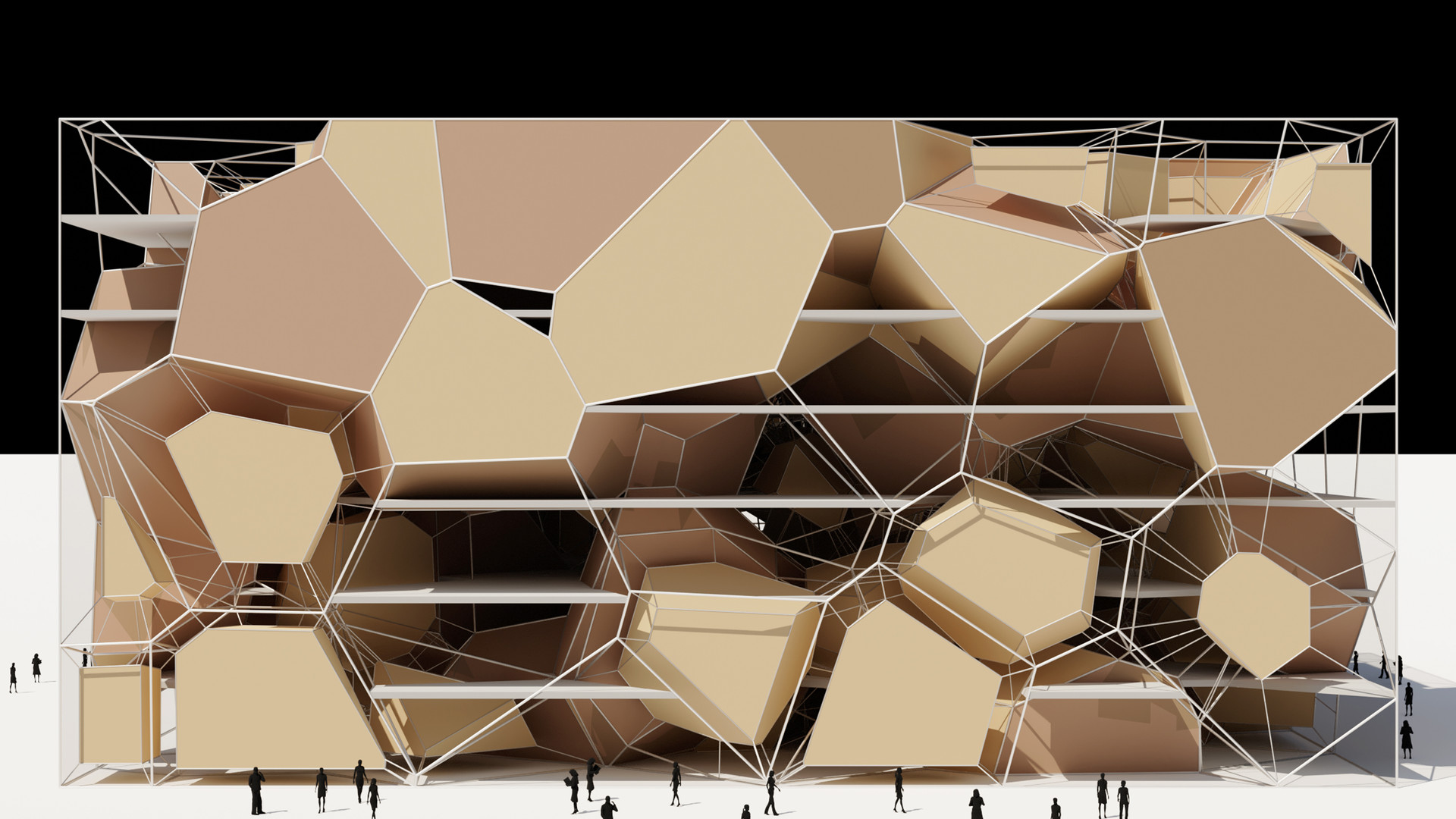 Voronoi Box Structure